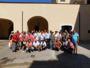 . Poseta naše grupe mlekari Taverna Penta u Pontekanjanu